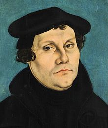 1528 martin luther portriat by lucas cranach the elder 1528